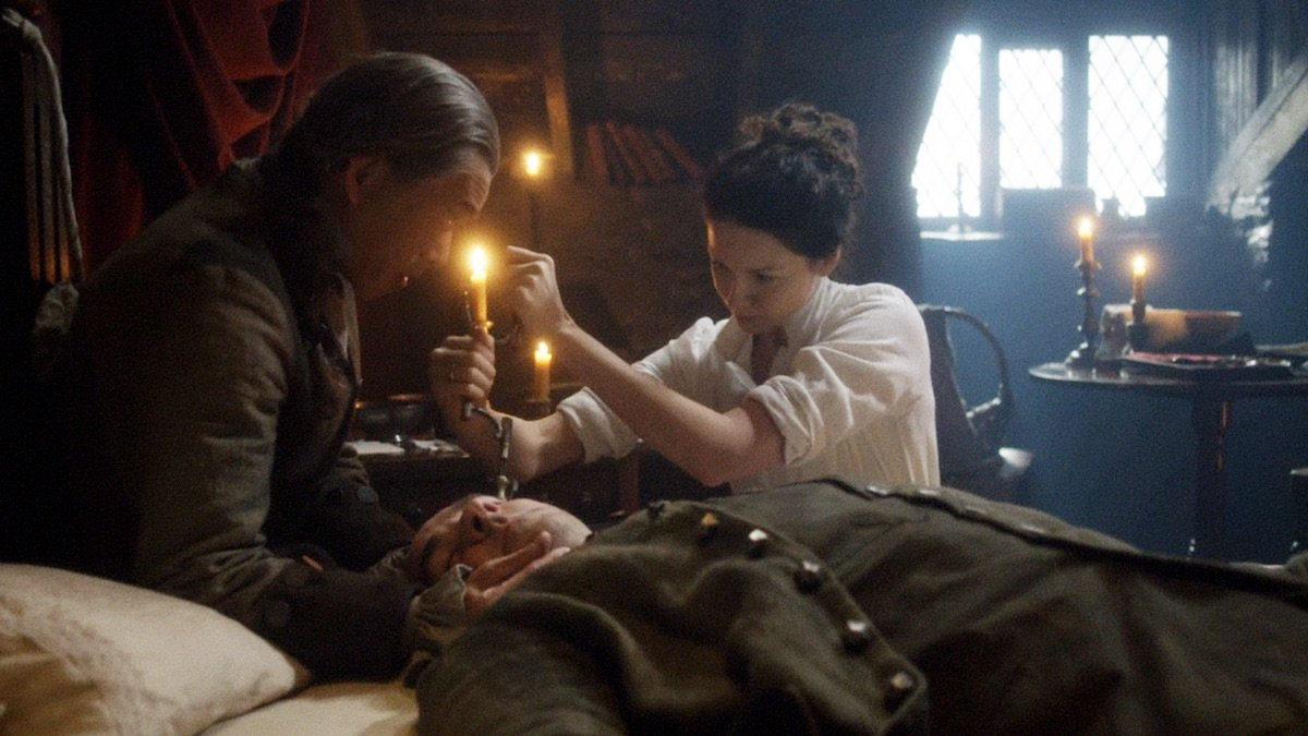 Outlander review 3x07