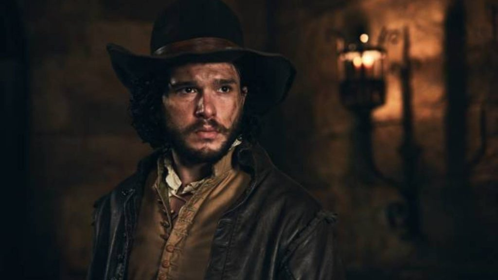 Gunpowder serie Kit Harrington