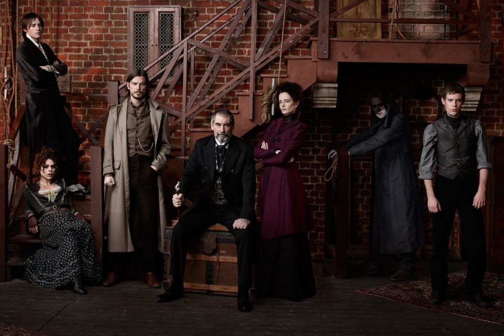 Penny Dreadful serie recomendada Game of Thrones