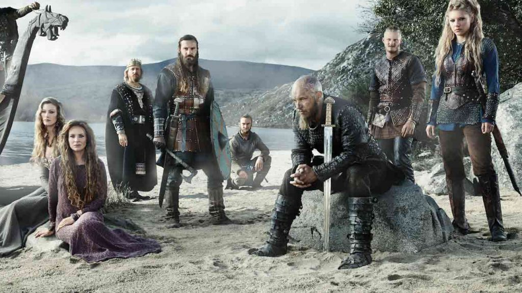Vikings serie recomendada similar a Game of Thrones