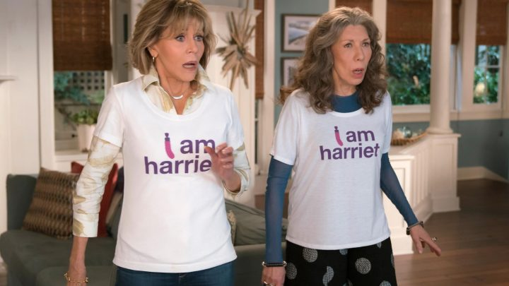Grace and Frankie: Review de la temporada 4