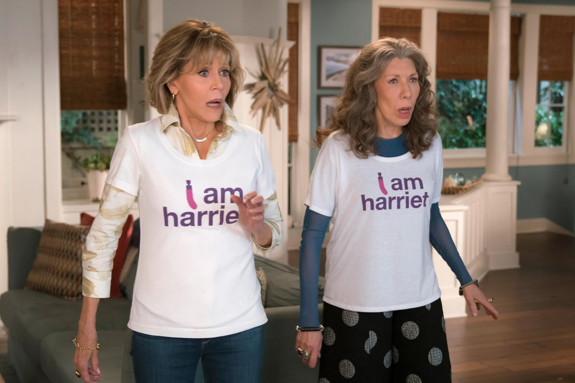 Grace and Frankie temporada 4