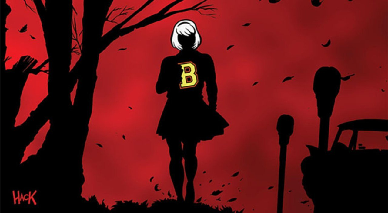 Chilling Adventures of Sabrina serie Netflix