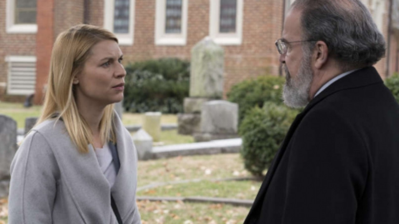 Homeland review 7x10 clarity