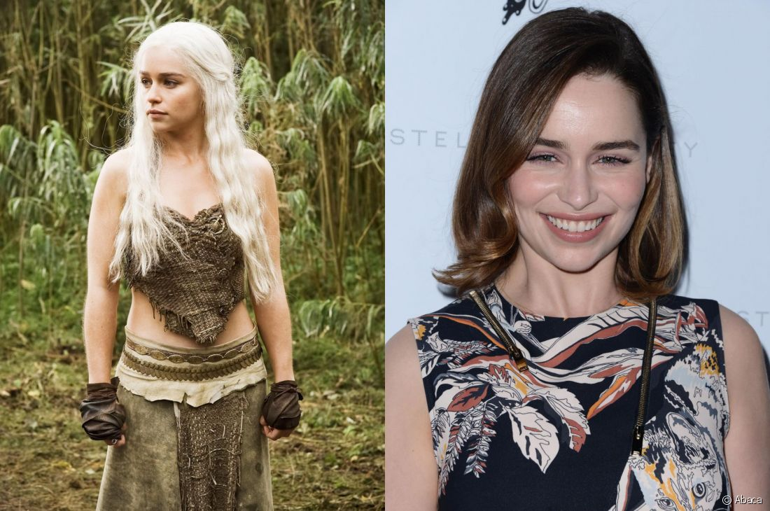 Emilia Clarke Game of thrones temporada 8