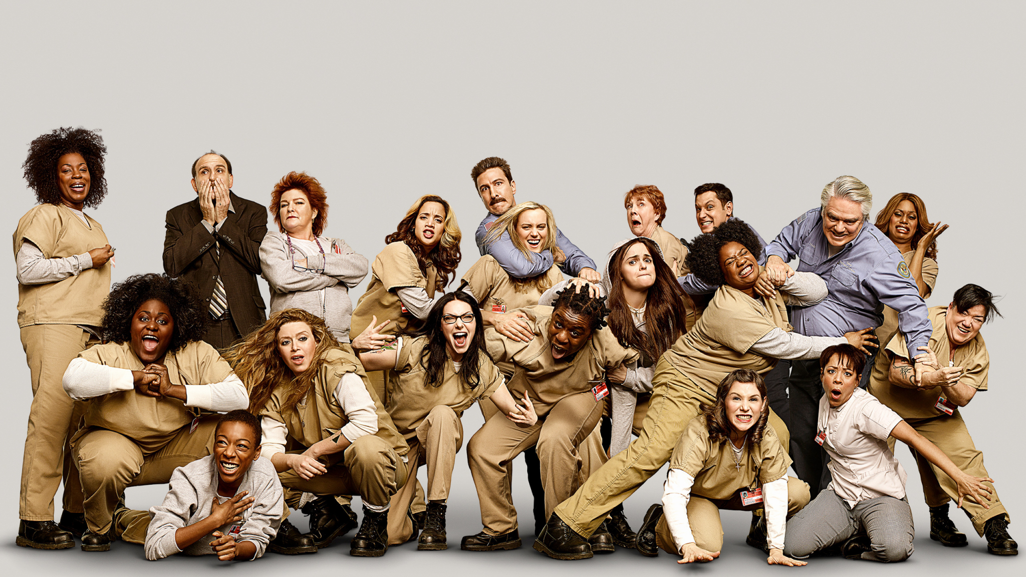 Orange is the new black serie netflix curiosidades