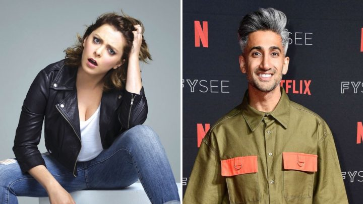Crazy Ex Girlfriend suma a Tan France, estrella de Queer Eye, a su temporada 4