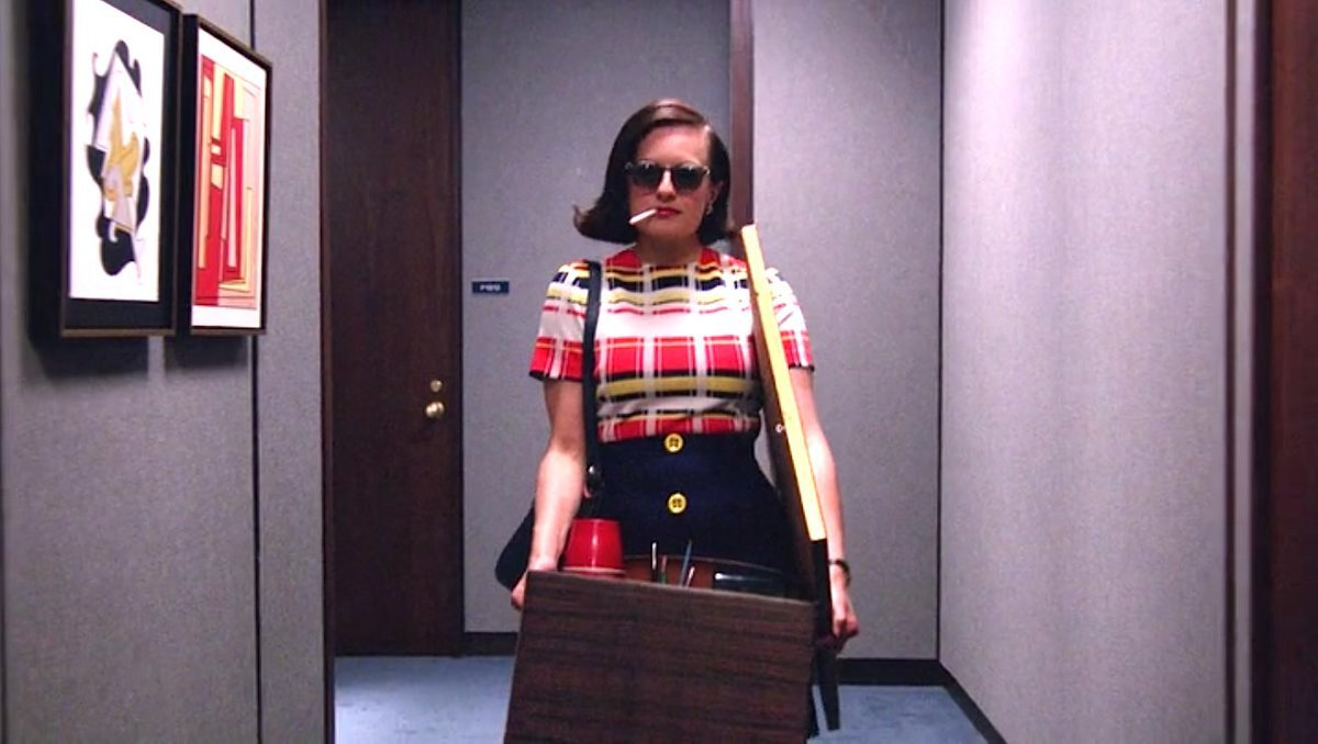 Peggy Olson - Mad Men