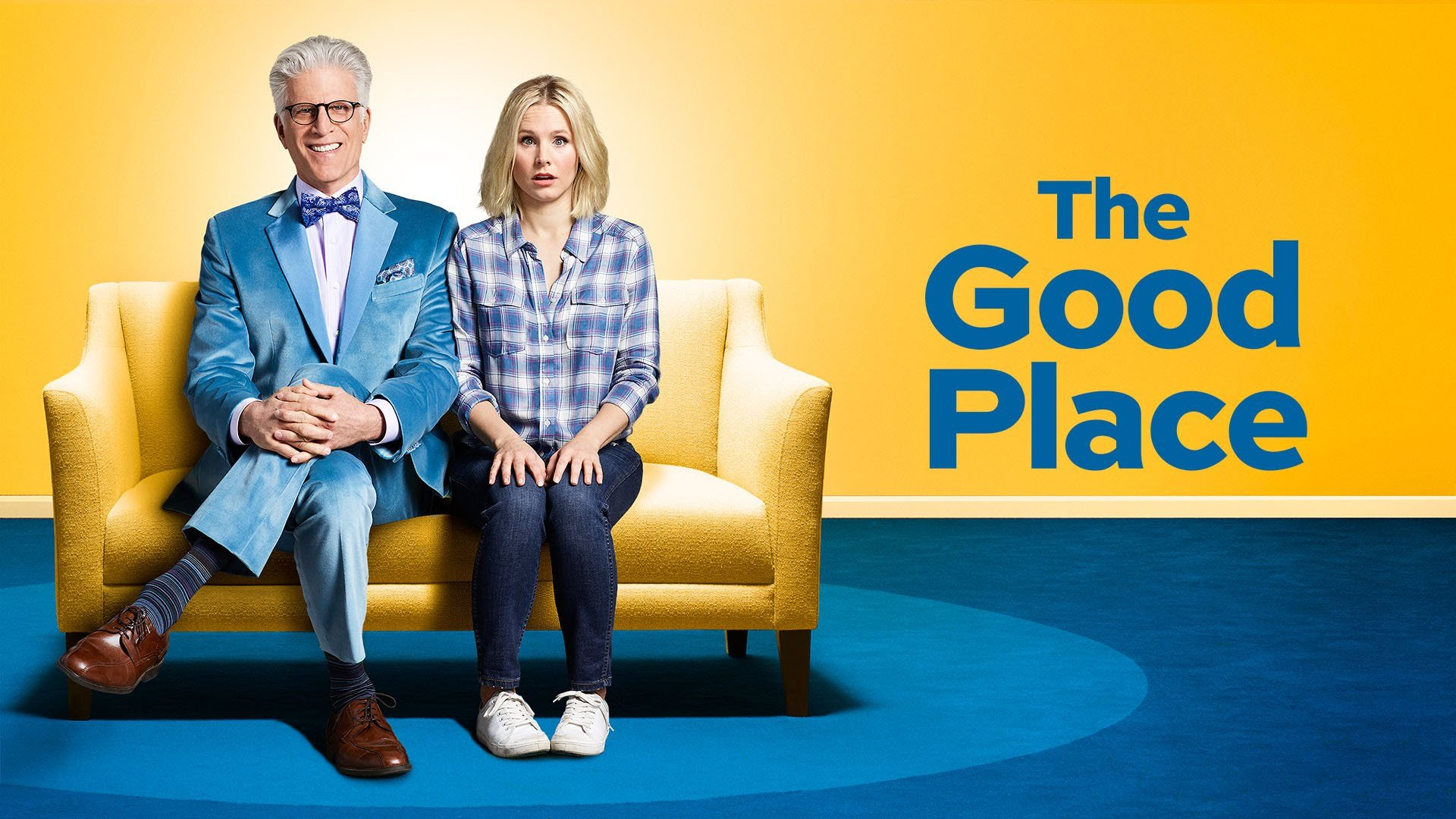 The good place serie temporada 3