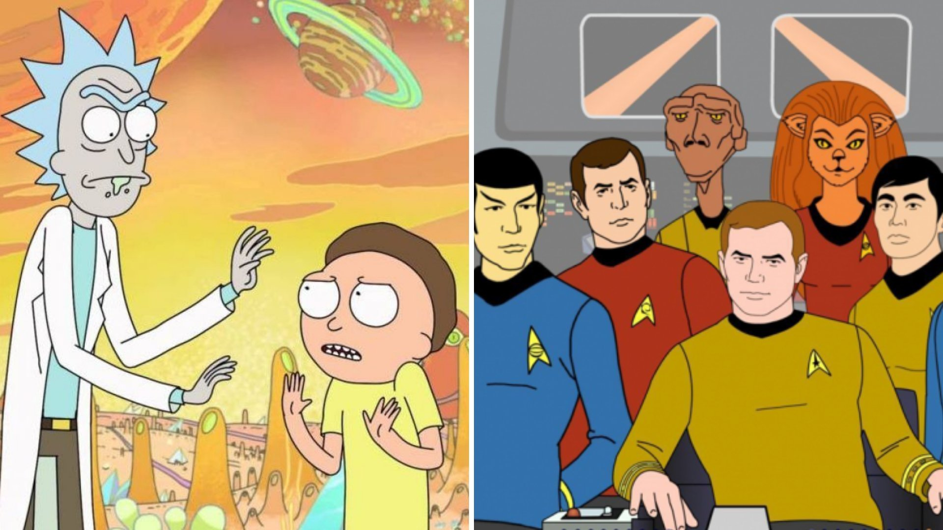 Serie animada Star Trek