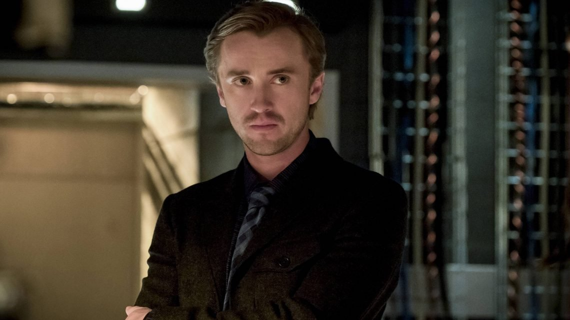 The Flash: Tom Felton quiere volver a la serie de DC Comics