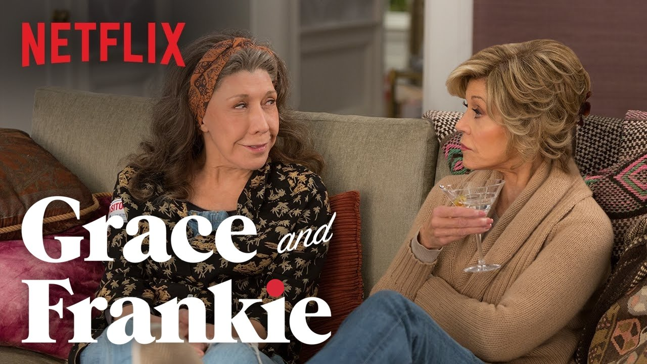 Grace and Frankie temporada 5