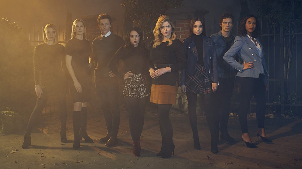 Pretty Little Liars The Perfectionists serie