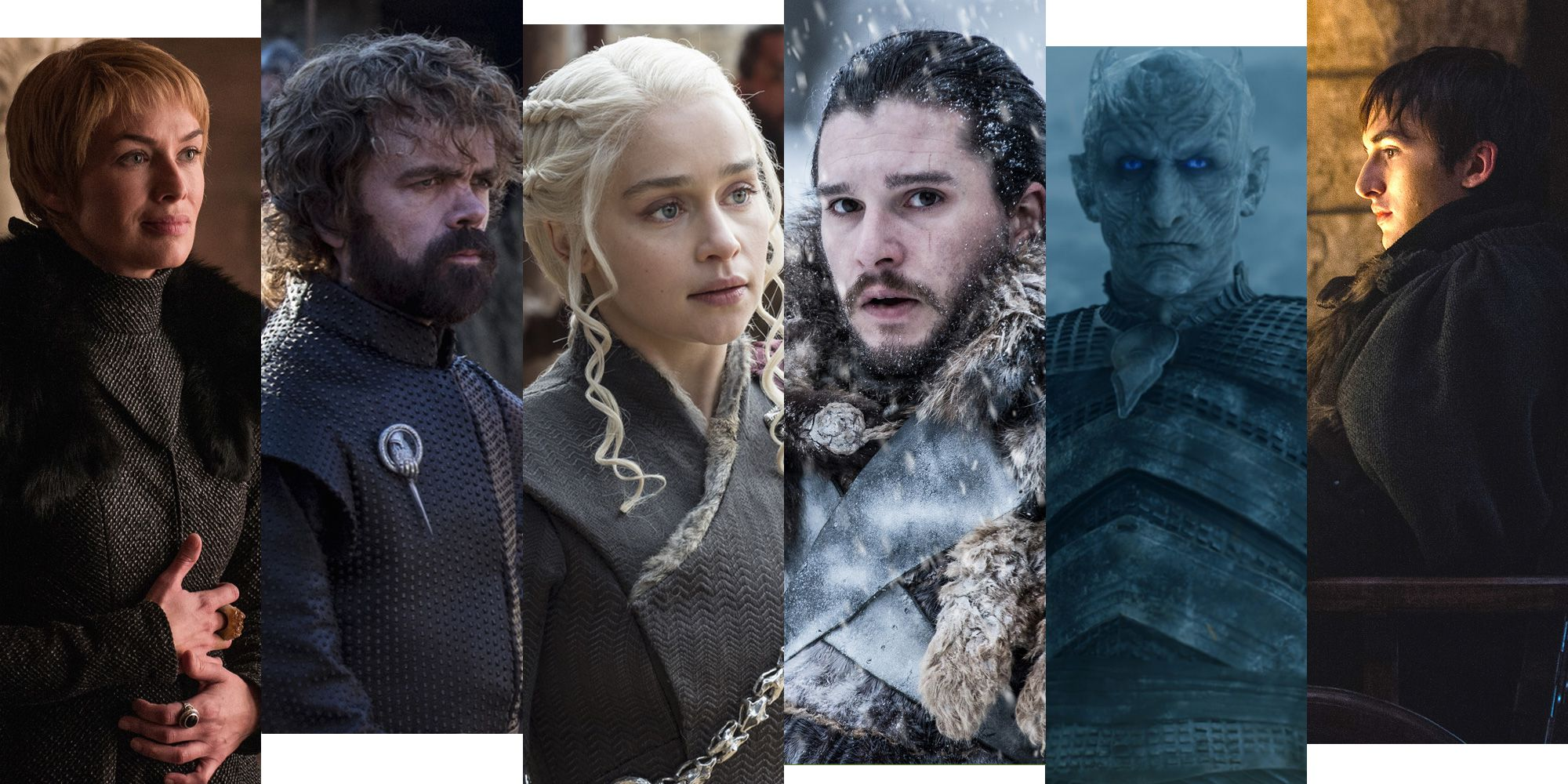 Game of Thrones curiosidades 2019