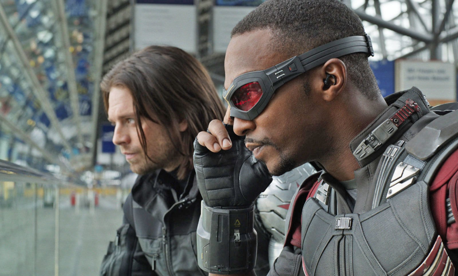 Falcon y Winter Soldier Serie