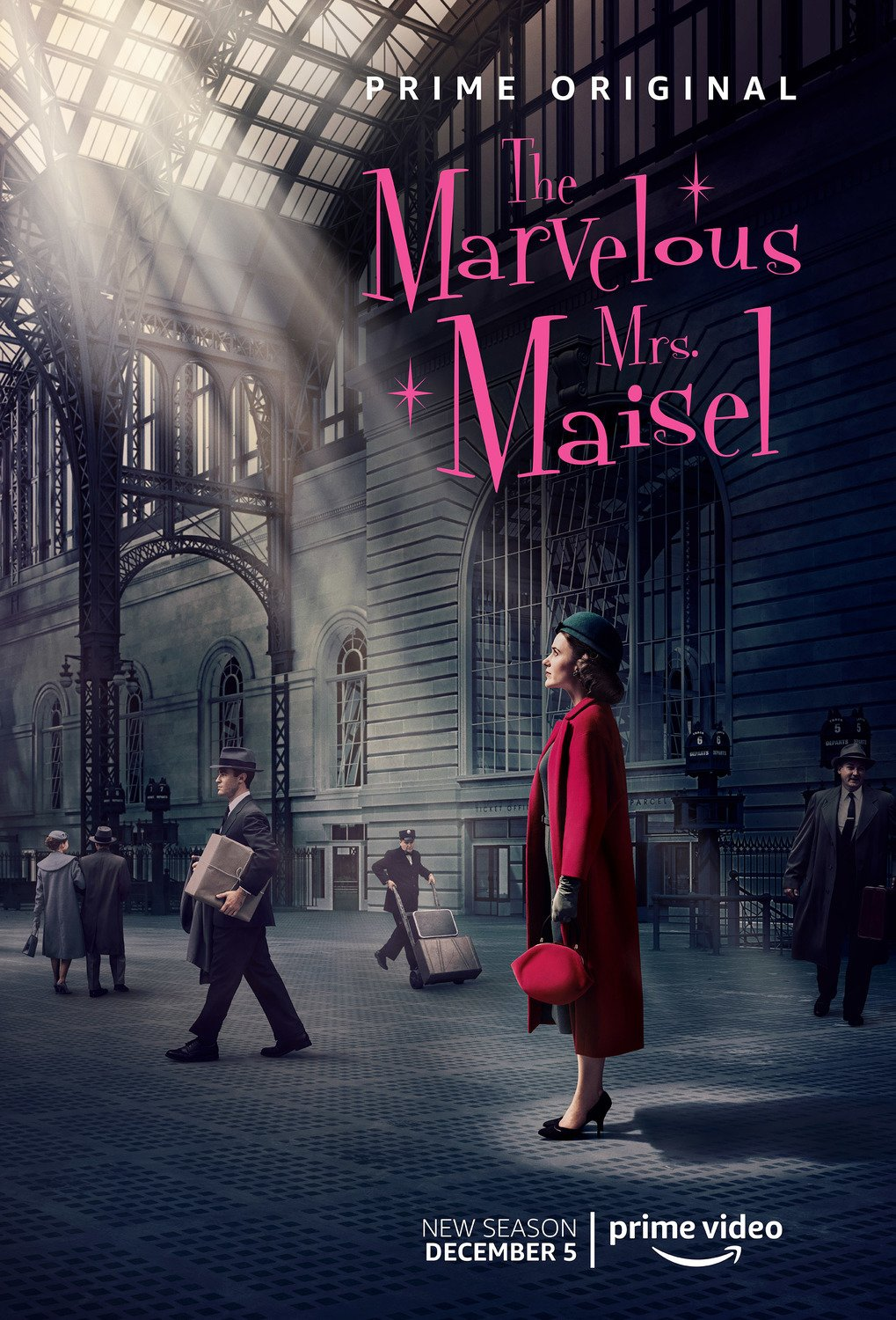 The Marvelous Mrs Maisel temporada 3