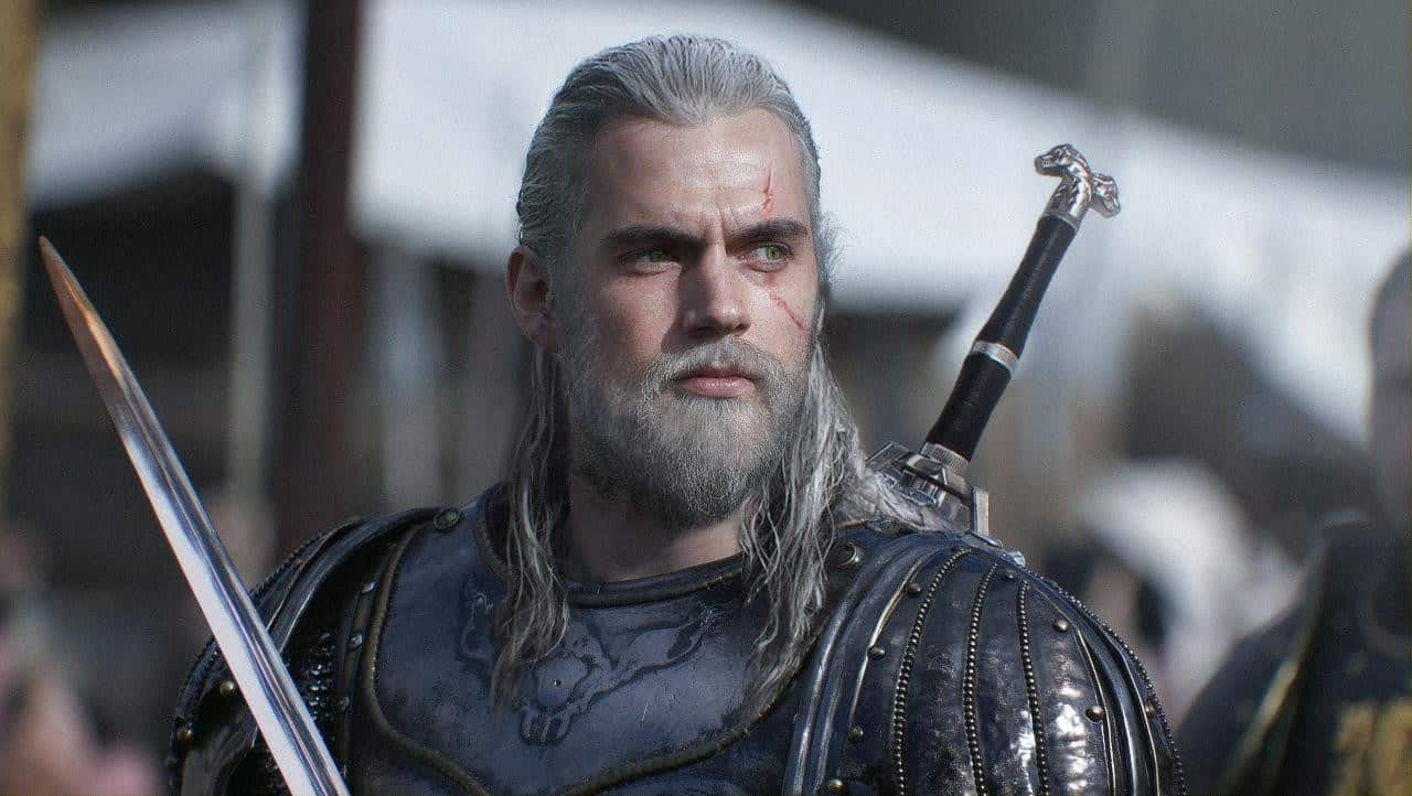 The Witcher serie Netflix trailer