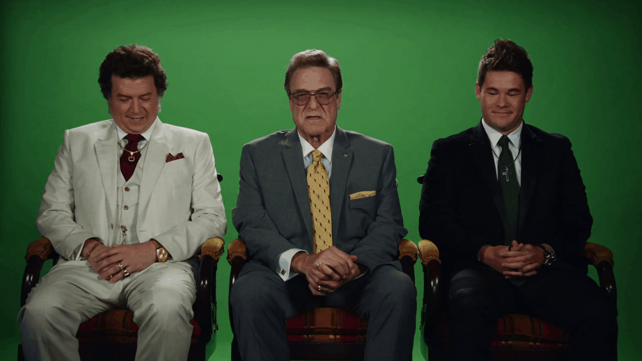 the righteous gemstones temporada 2