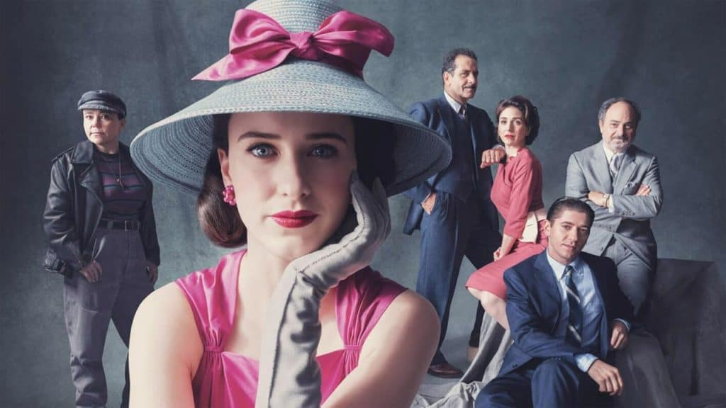 The Marvelous Mrs Maisel Serie Amazon