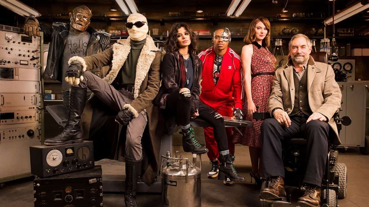 doom patrol temporada 2